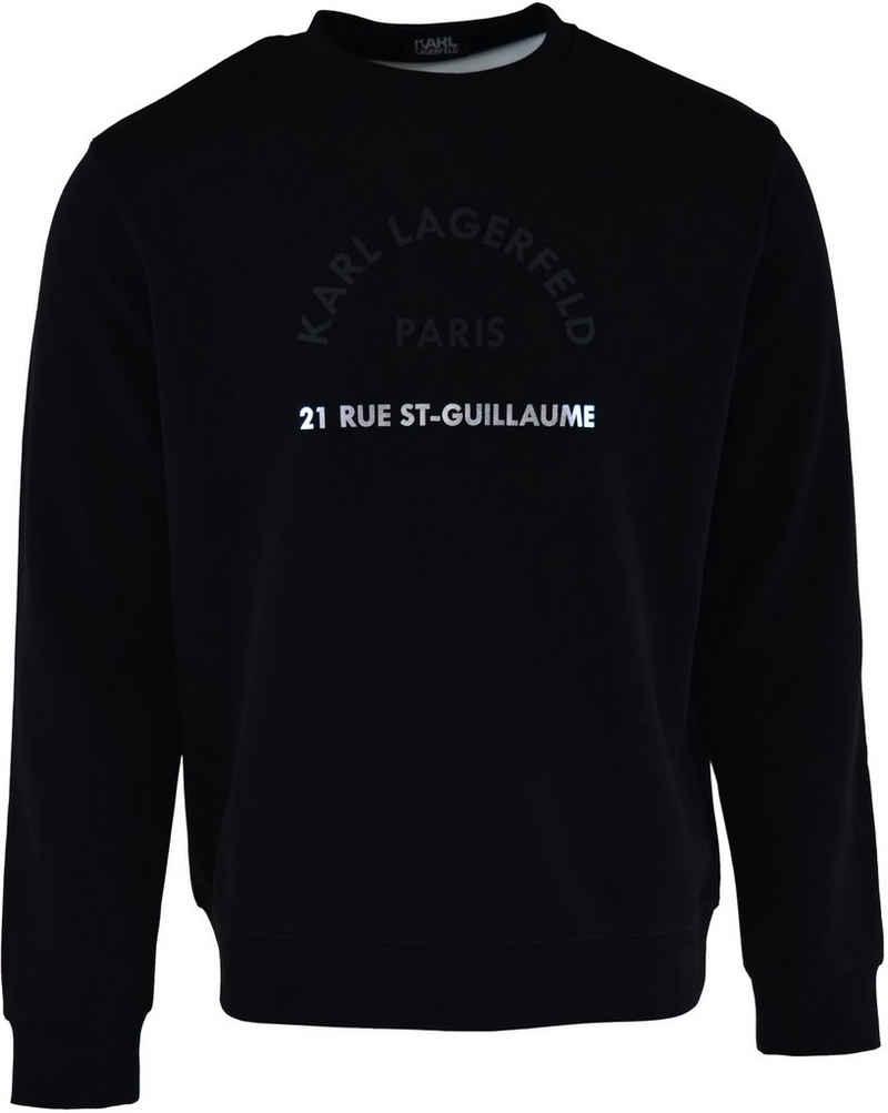 LAGERFELD Sweatshirt »SWEAT CREWNECK« (1-tlg)