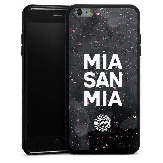 DeinDesign Handyhülle »MIA SAN MIA Girly - FCB« Apple iPhone 6s Plus, Hülle Mia San Mia Girl Style FC Bayern München