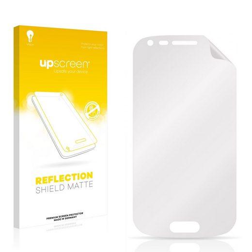 upscreen Schutzfolie »für Samsung GT-S7560«, Folie Schutzfolie matt entspiegelt