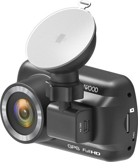 Kenwood »DRV-A201« Dashcam (Full HD)