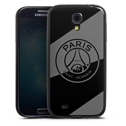 DeinDesign Handyhülle »Dark Layer - PSG« Samsung Galaxy S4, Hülle Logo PSG Paris Saint-Germain