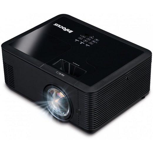 Infocus »IN138HDST DLP-Projektiontechnologie (Full-HD Auflösung, Manueller Fokus)« DLP-Beamer (4000 lm)