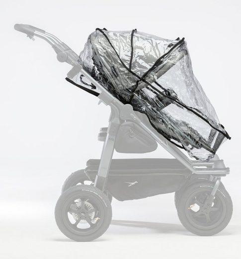 tfk Kinderwagen-Regenschutzhülle »duo«, für Kombi-Kinderwagen duo