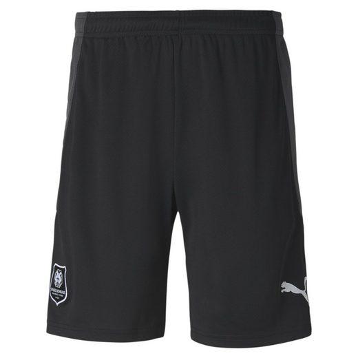 PUMA Jogginghose »Stade Rennes Herren Replica Shorts«