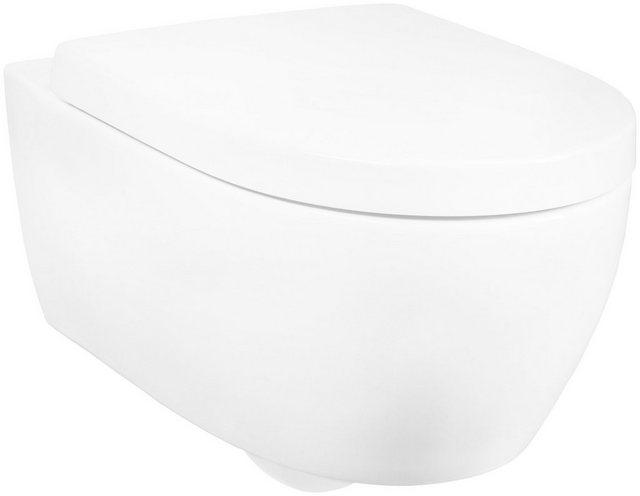WCs und Zubehör - KERAMAG Wand WC »ICON Komplettset WWC«  - Onlineshop OTTO