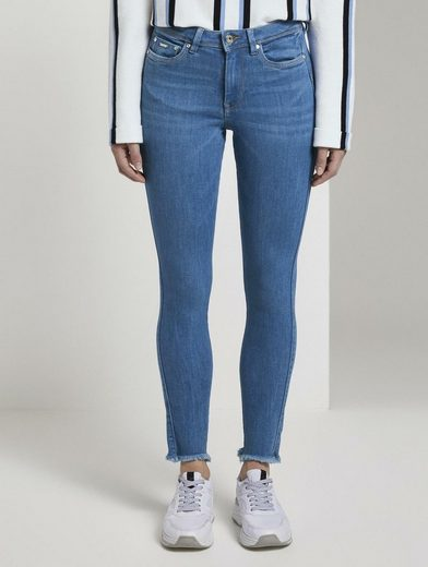 TOM TAILOR Denim Skinny-fit-Jeans »Nela Extra Skinny Push Up Effect«