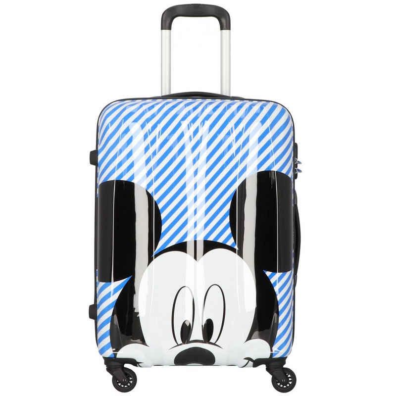 American Tourister® Business-Trolley »Hypertwist«, 4 Rollen, ABS