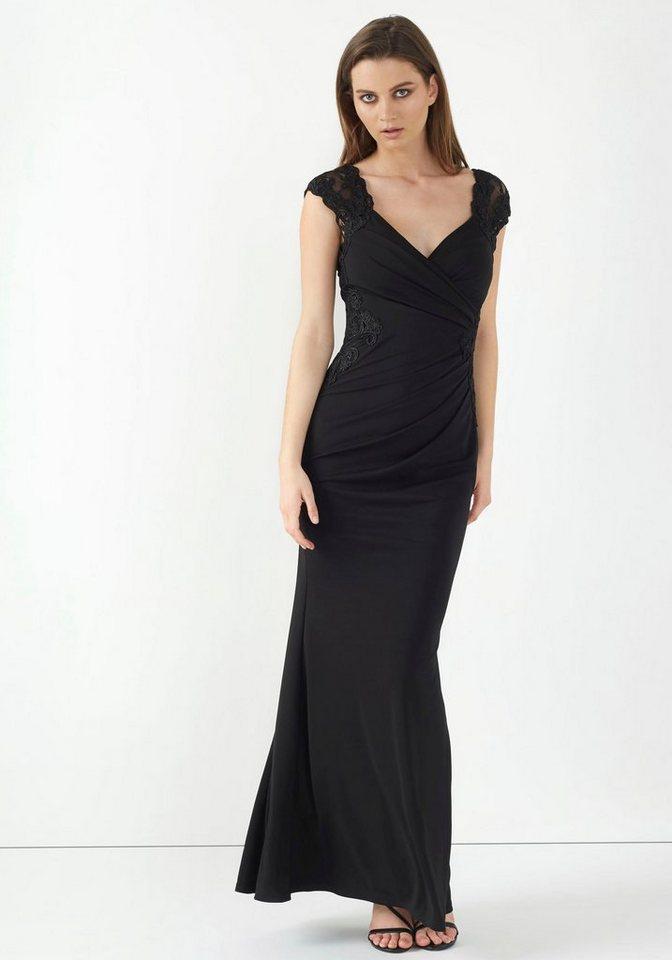 Festtagsmode - LIPSY Abendkleid mit extravagantem Ausschnitt ›  - Onlineshop OTTO