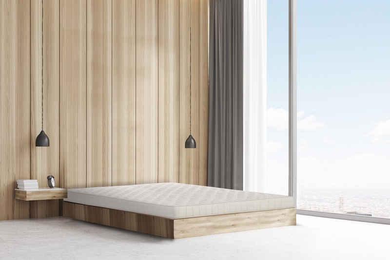 Komfortschaummatratze »Basic Einsteiger«, Traumecht, 13 cm hoch, Raumgewicht: 28, 2 Härtegrade