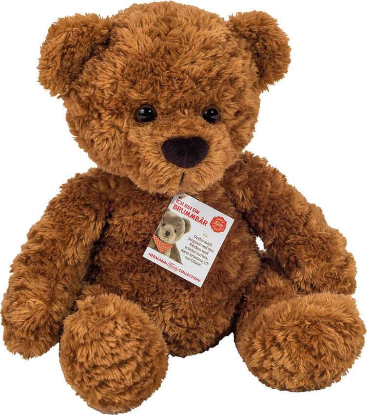 Teddy Hermann® Kuscheltier »Teddy braun 35 cm«