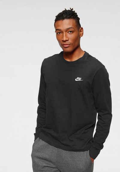 Nike Sportswear Langarmshirt »Nike Sportswear Men's Long-sleeve T-shirt«
