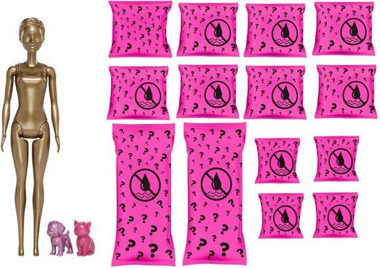 Mattel® Anziehpuppe »Barbie Color Reveal, Ultimate«