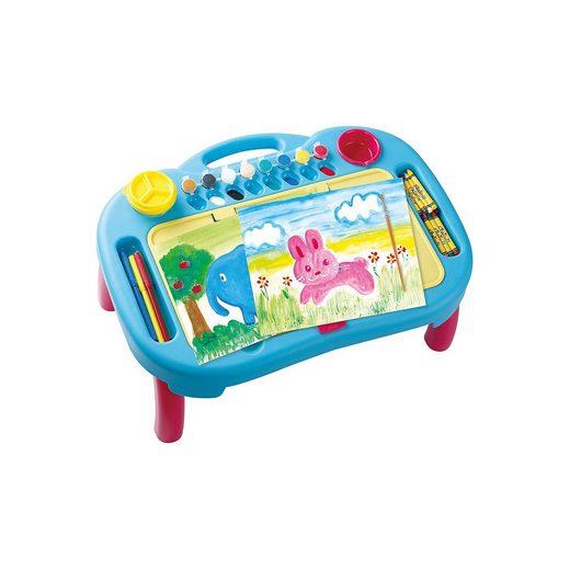 Playgo DRAW & CARRY DESK - 31 PCS