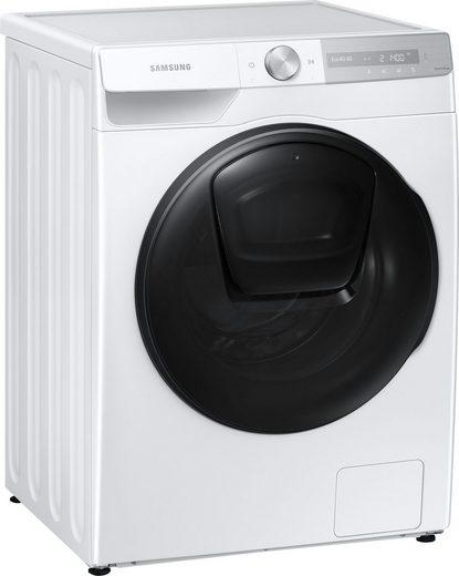 Samsung Waschtrockner WD91T754ABH, 9 kg, 6 kg, 1400 U/min, QuickDrive