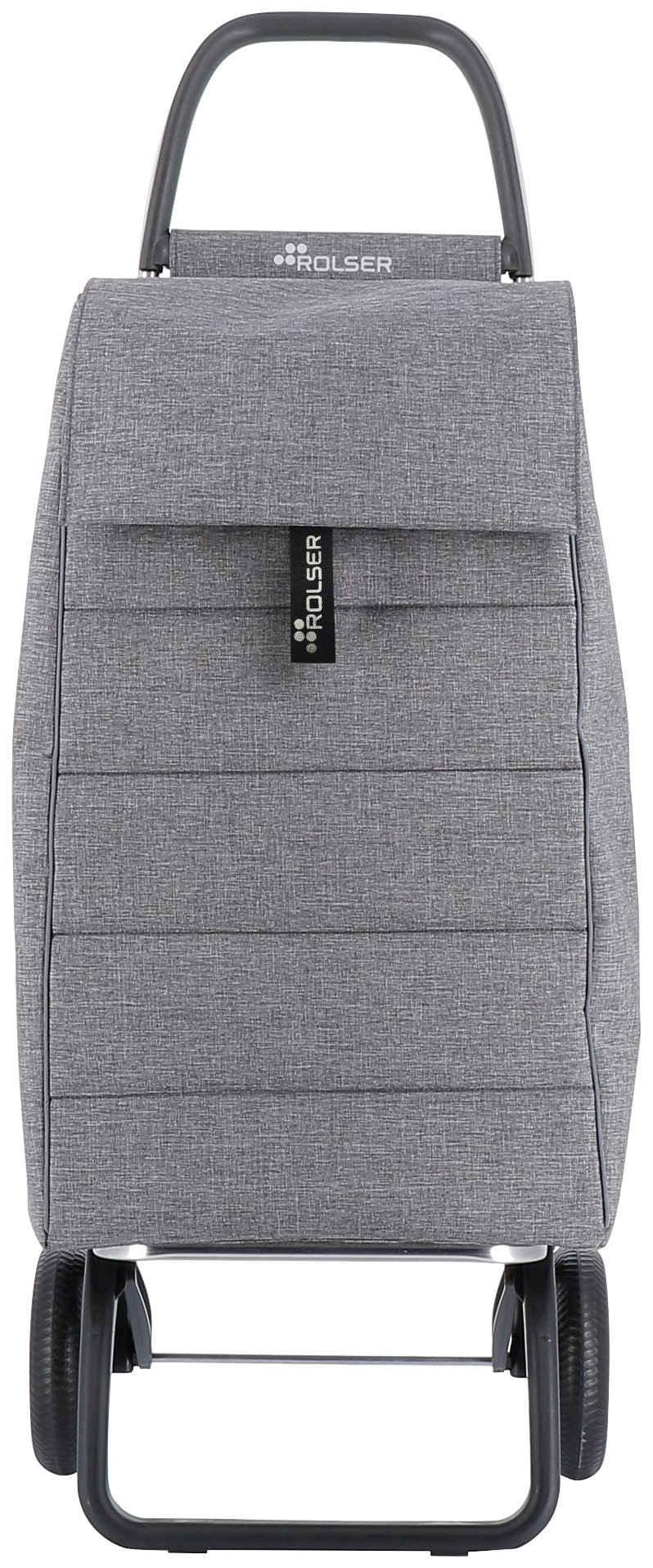 Rolser Einkaufstrolley »2 Jolie Tweed«, 35 l, Maße: 41x32,5x104 cm