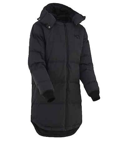 Kari Traa Winterjacke »KARI TRAA SEIM Parka warmhaltende Damen Winter-Jacke mit Kapuze Daunen-Jacke Schwarz«