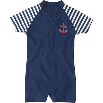 Playshoes Badeanzug »Schwimmanzug mit UV-Schutz 50+ für Jungen«