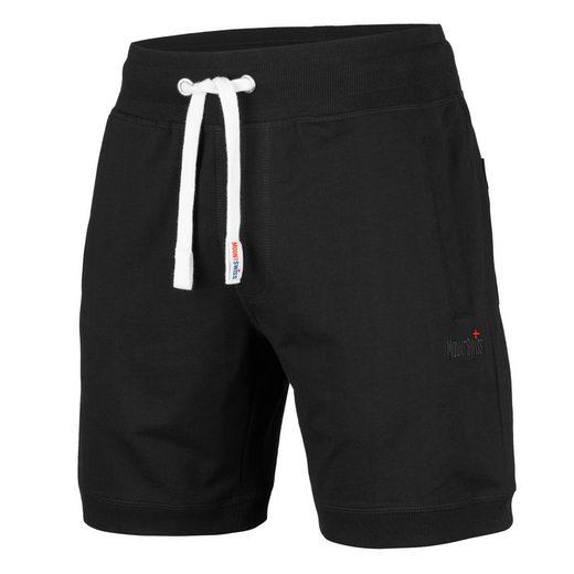 Mount Swiss Shorts »Mount Swiss© Herren Freizeit-Shorts LUCA / kurze« (1-tlg)