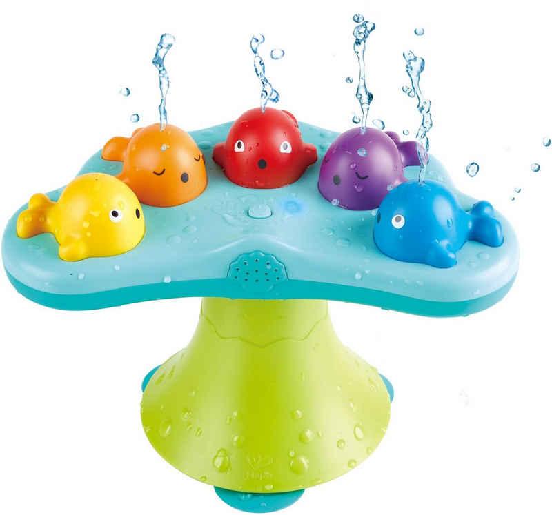 Hape Badespielzeug »Musikalische Wale«, mit Sound