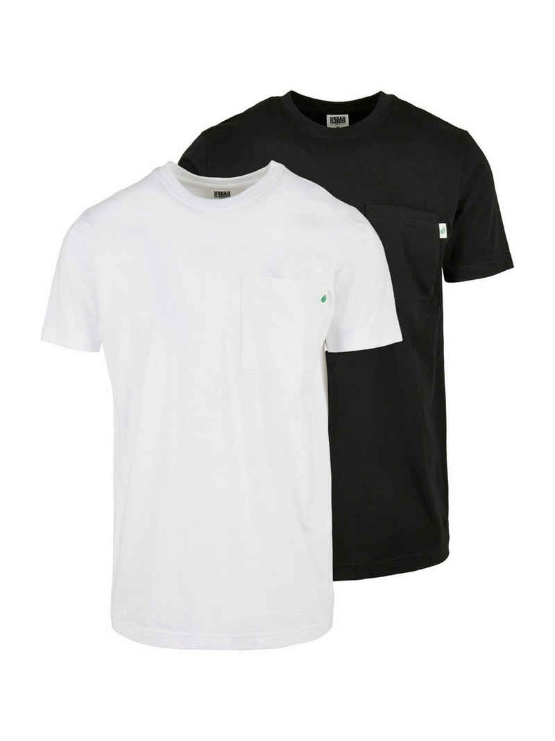 URBAN CLASSICS T-Shirt (2-tlg)