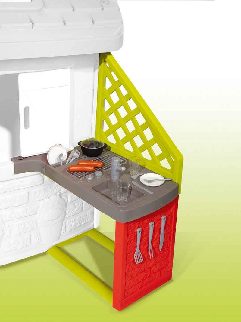 Smoby Spielhaus Zubehör Sommerküche, Made in Europe