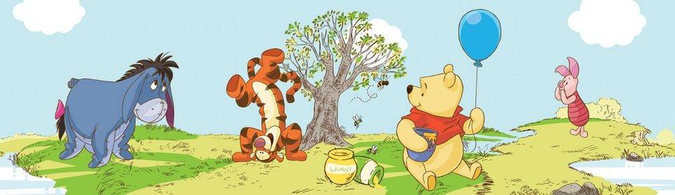 Art for the home Bordüre »Winnie Pooh«, selbstklebend, Selbstklebend online  kaufen | OTTO