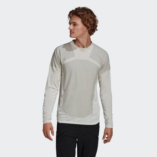 adidas TERREX Langarmshirt »TERREX Zupahike Longsleeve«
