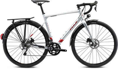 FUJI Bikes Gravelbike »Jari 2.1 LTD«, 20 Gang Shimano Tiagra Schaltwerk, Kettenschaltung