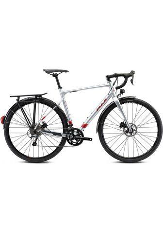FUJI Bikes Gravelbike »Jari 2.1 LTD« 20 Gang Shim...