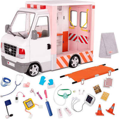 Our Generation Puppen Accessoires-Set »Krankenwagen mit Zubehör«