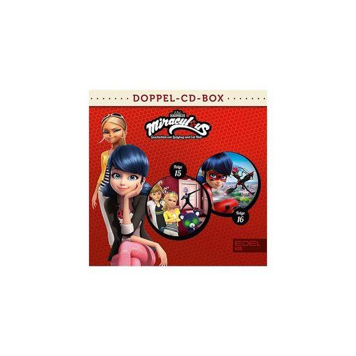 Edel Hörspiel »CD Miraculous - Hörspiel-Doppel-Box (Folgen 15+16)«