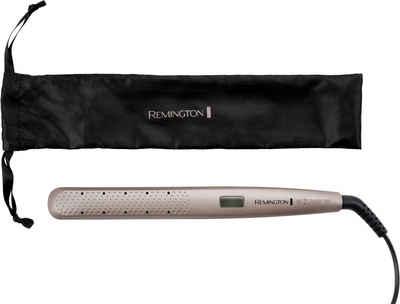 Remington Glätteisen »S7970 WET 2 STRAIGHT PRO« Keramik-Beschichtung, für gesunde Ergebnisse in der 1/2 Zeit, kein Föhnen notwendig