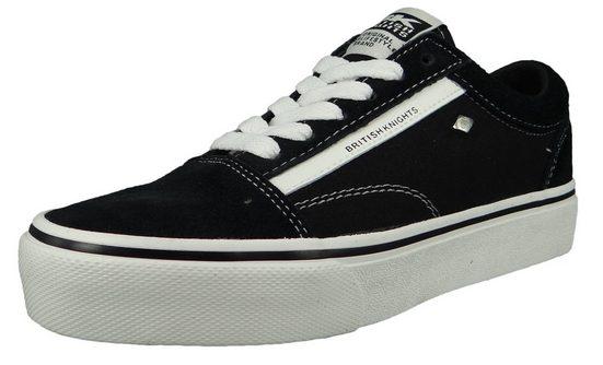 British Knights »B47-3720-01 Mack Platform Black/White« Sneaker