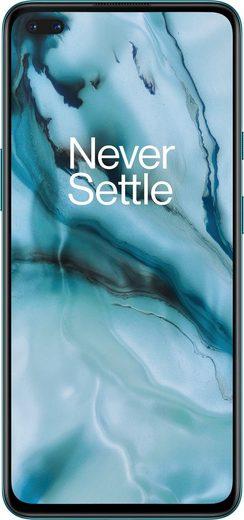 OnePlus Nord Smartphone (16,35 cm/6,44 Zoll, 128 GB ...