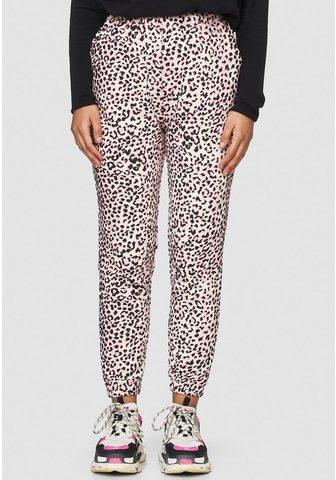 Cotton Candy Sportinio stiliaus kelnės »PIPA« su pu...