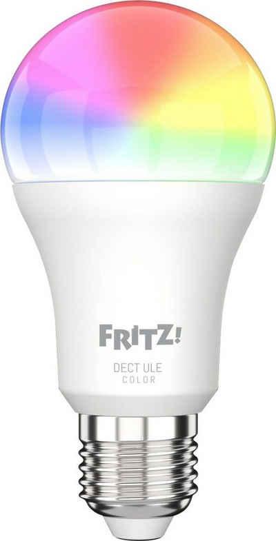 AVM »FRITZ!DECT 500« LED-Leuchtmittel, E27, 1 Stück, Farbwechsler