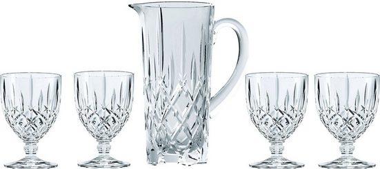 Nachtmann Gläser-Set »Noblesse«, Kristallglas, 5-teilig