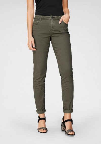 Tamaris 5-Pocket-Hose aus weichem Twill