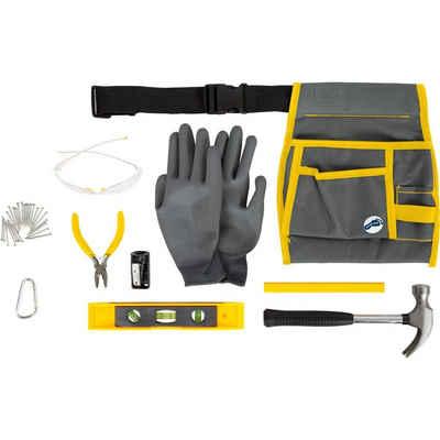 Small Foot Werkbank »Werkzeugtasche Profi mit Werkzeug«