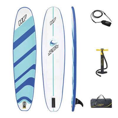 BESTWAY Aufblasbares Werkzeug »Bestway Hydro-Force Aufblasbares Surfbrett 243×57×7 cm«