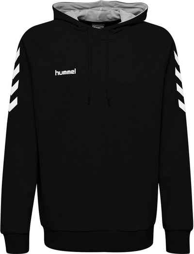hummel Sweatshirt »HMLGO COTTON HOODIE«