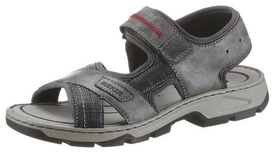 Rieker Sandale mit Klettverschluss