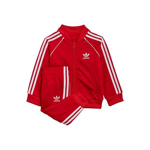 adidas Originals Trainingsanzug »ADICOLOR SST« (Set, 2-tlg)