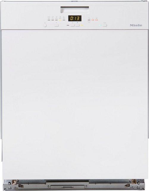 Küchengroßgeräte - Miele Unterbaugeschirrspüler, G 5000 SCU Active, 14 Maßgedecke, QuickPowerWash  - Onlineshop OTTO