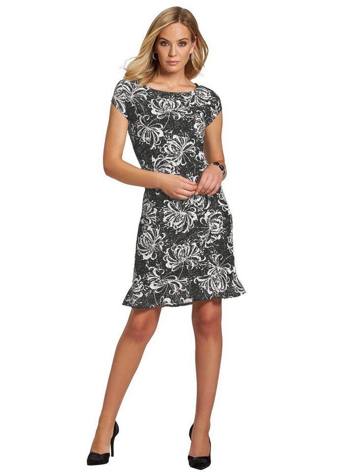 Festtagsmode - creation L Spitzenkleid »Kleid« ›  - Onlineshop OTTO