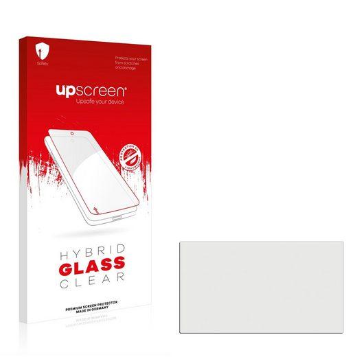 upscreen Schutzfolie »Panzerglasfolie für 38.1 cm (15 Zoll) Displays 331.6 x 186.6 mm«, Schutzglas Glasfolie klar