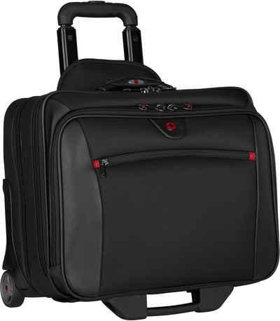 Wenger Business-Trolley »Potomac«, 2 Rollen, mit 17,3-Zoll Laptopfach und abnehmbarer Tasche für Laptops bis 15,6-Zoll