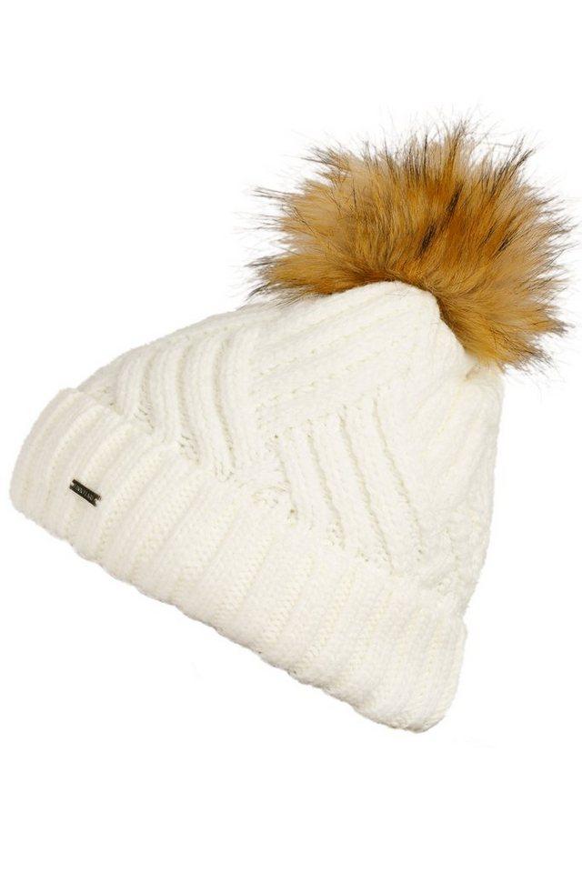 finn flare -  Strickmütze mit stylishem Bommel