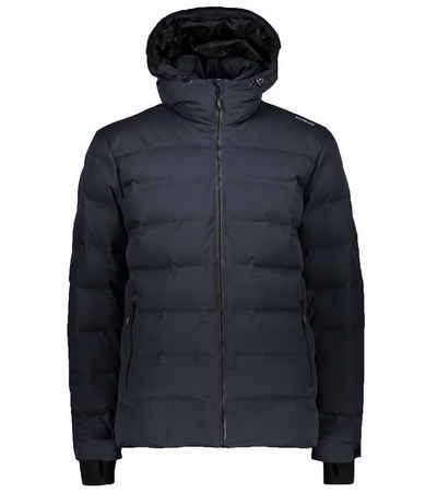 CAMPAGNOLO Skijacke »Campagnolo Mid Fix Hood Jacke wetterfeste Daunen-Jacke für Herren mit Kapuze Winter-Jacke Blau«