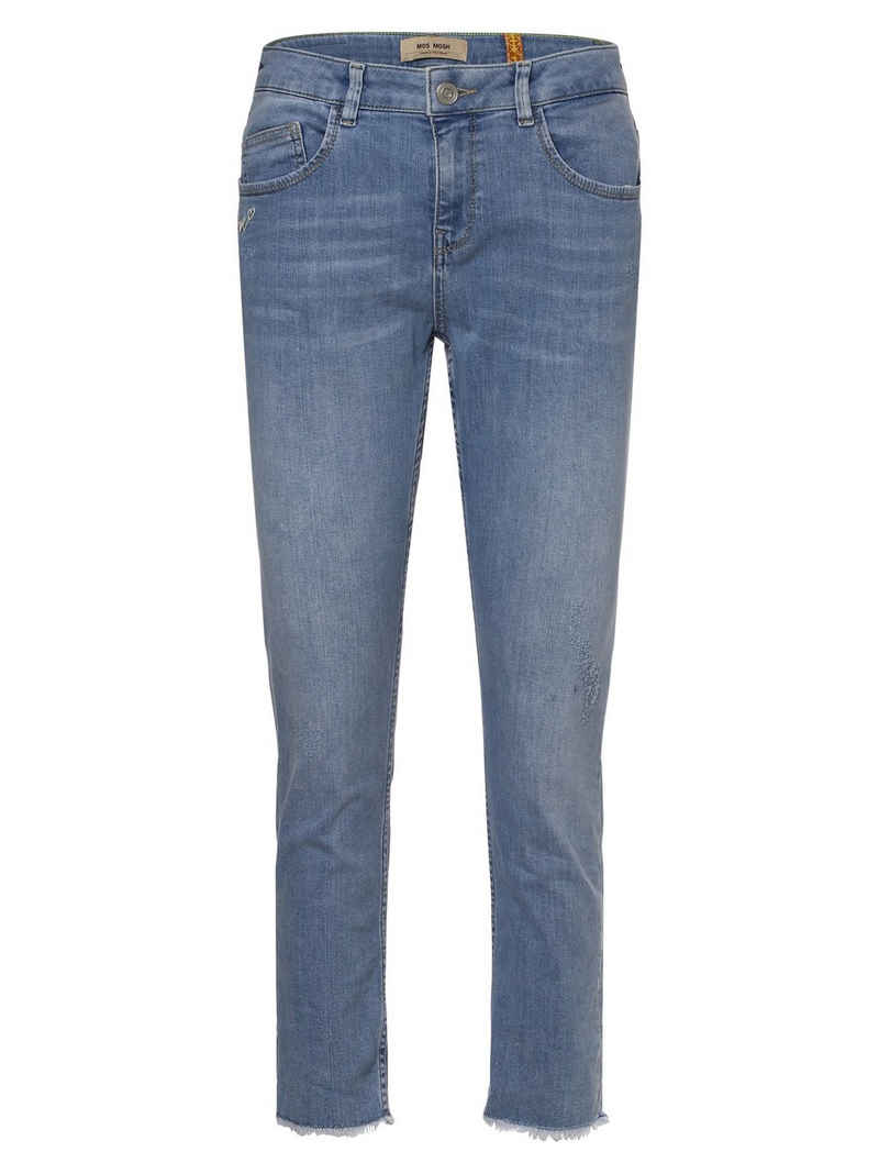 Mos Mosh Straight-Jeans »Bradford«